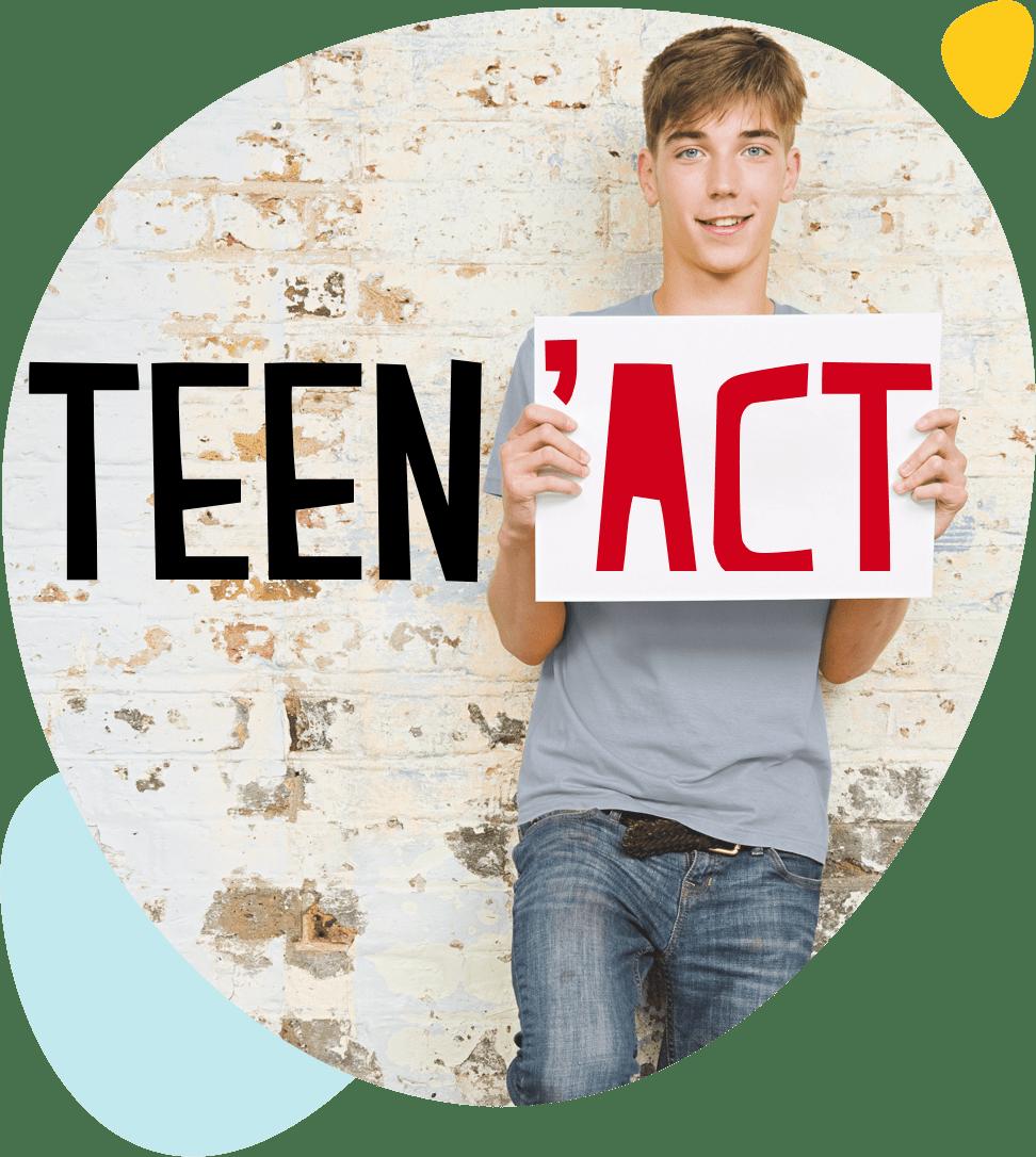 Logo Teen'act
