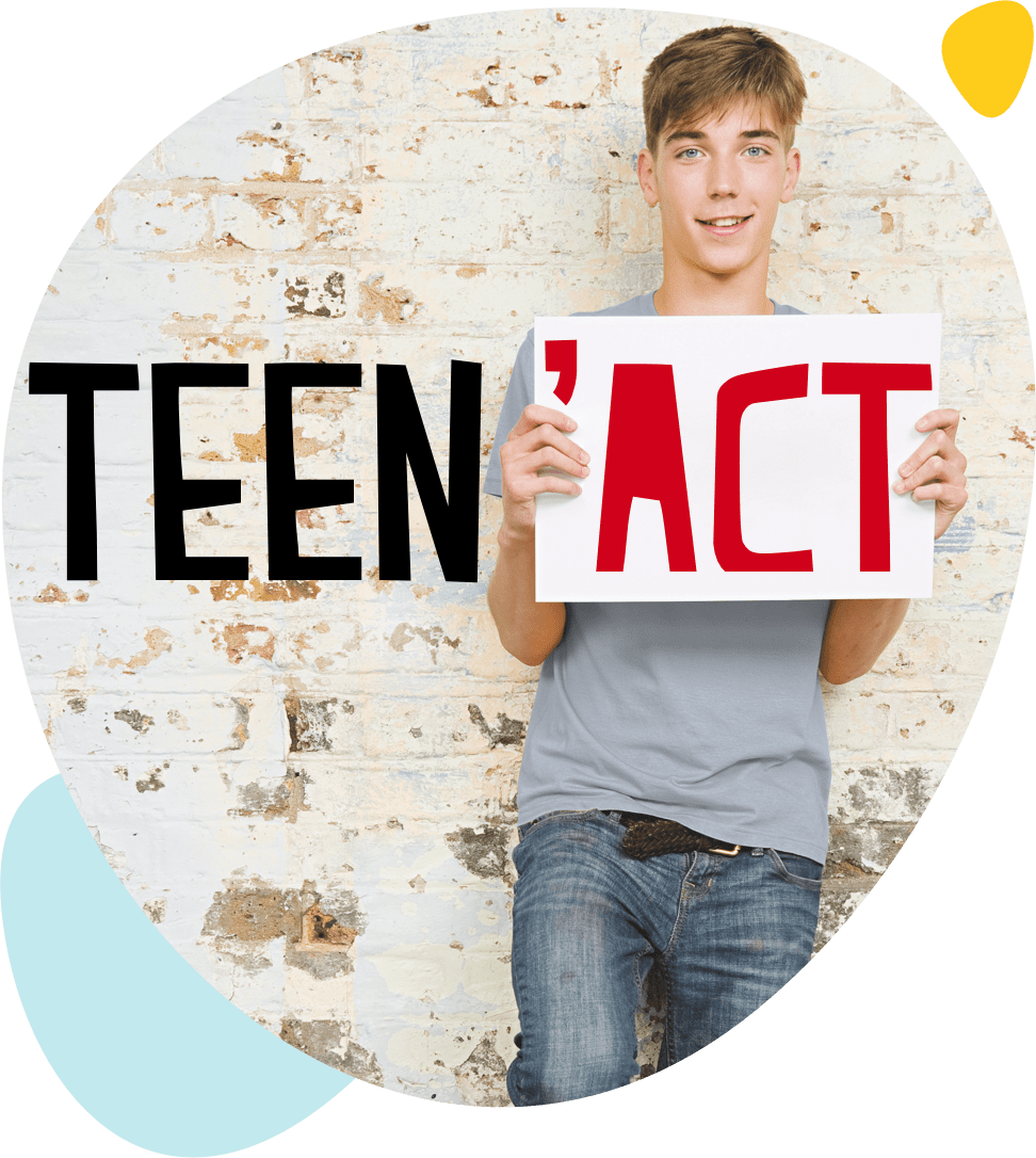 Logo Teen'act